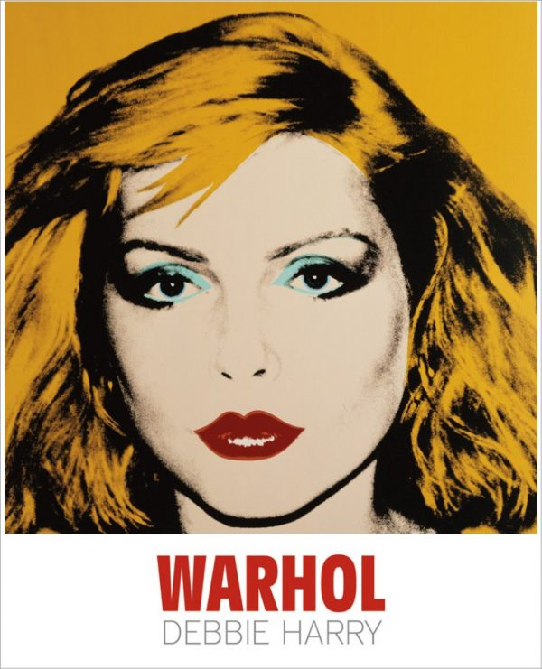 Debbie Harry - 1980, by Andy Warhol