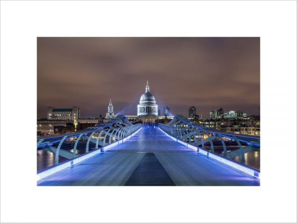 St. Pauls, London - by Doug Chinnery