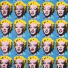 Twenty-Five Colored Marilyns, 1962 - by Andy Warhol