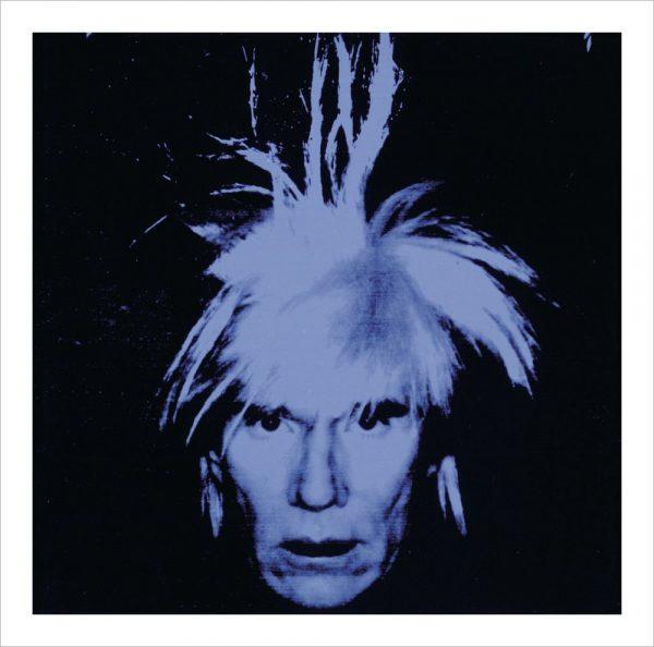 Self Portrait, 1986 - by Andy Warhol