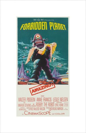 """Forbidden Planet"" - Robbie the Robot"