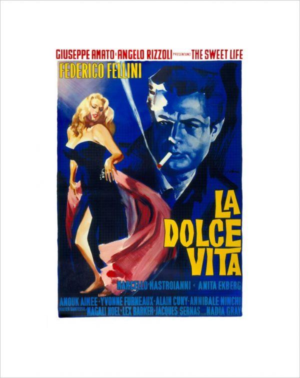 """La-Dolce-Vita"" - Anita Ekberg"