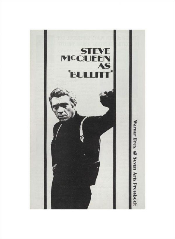 """""""Bullitt"""" - Steve McQueen"""