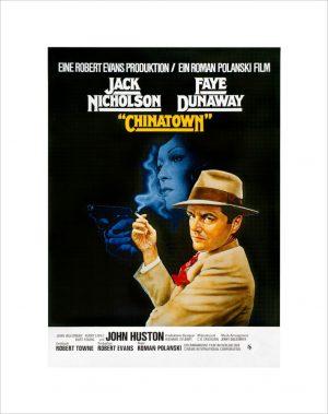 """""""Chinatown"""" - Jack Nicholson & Faye Dunaway"""
