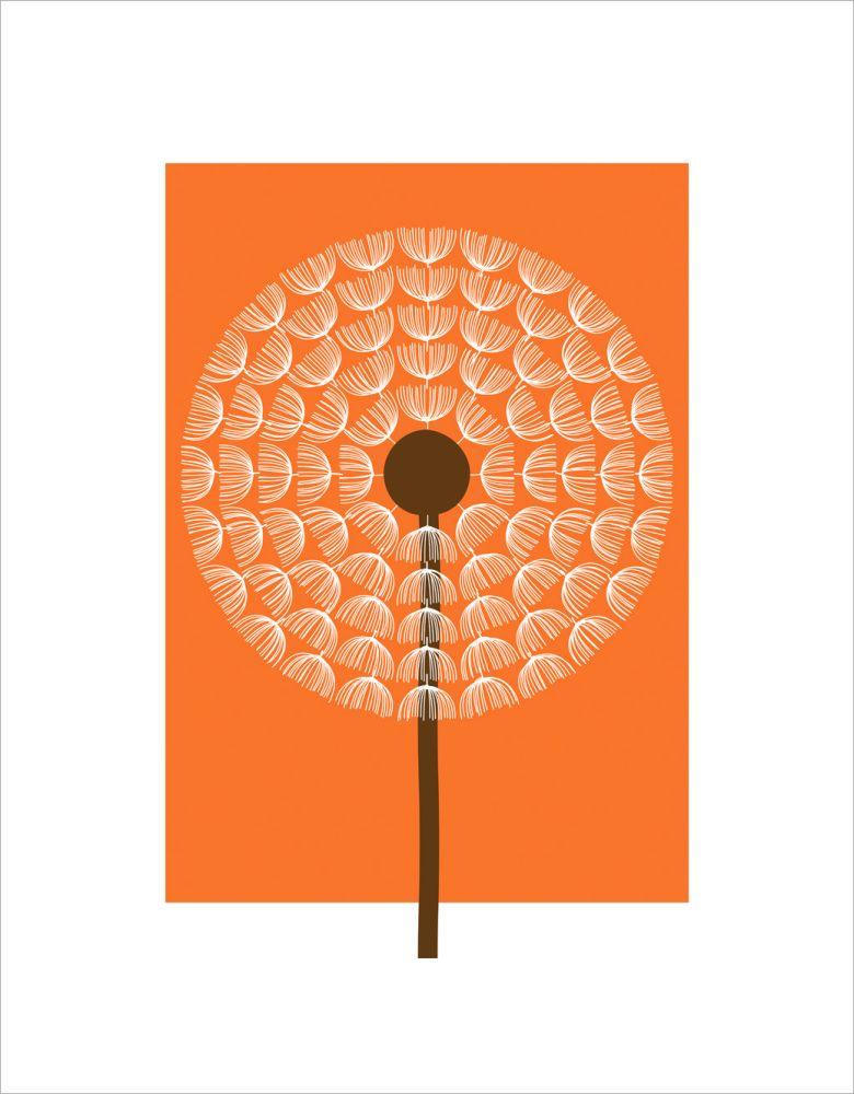 Dandelion by Simon C Page