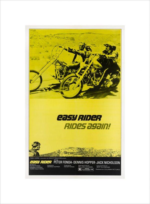 """Easy Rider"" - Peter Fonda & Dennis Hopper"