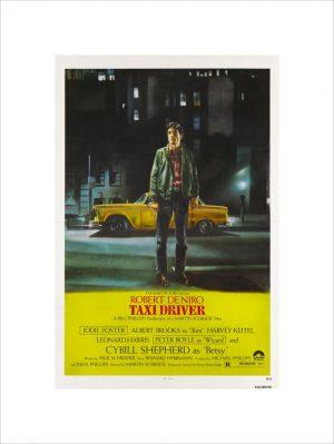Taxi Driver – Robert De Niro